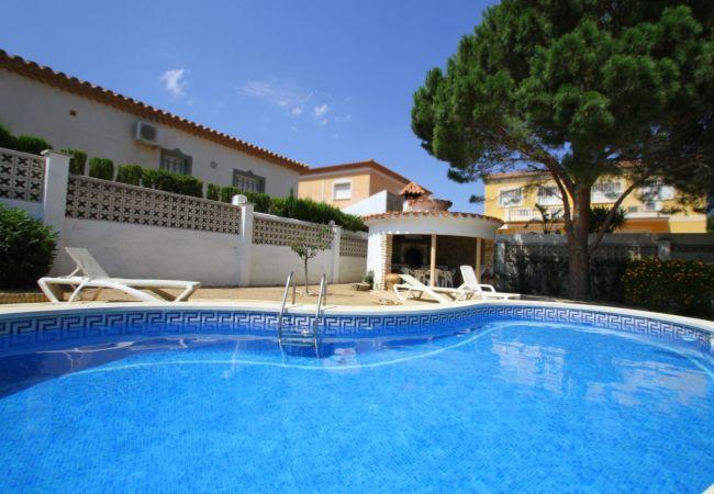 Villa in Miami Playa - FORTUNA villa, piscina privada y grán jardín