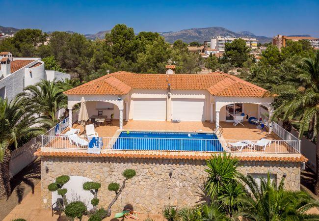Villa in Miami Playa - ROSA CRISTAL Villa con piscina BBQ, Wifi gratis