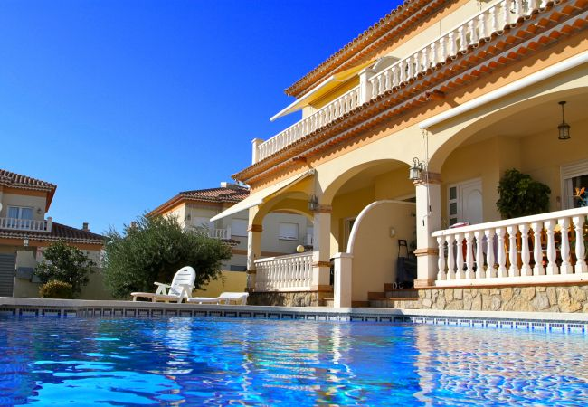 Townhouse in Miami Playa - FORTUNY1 Adosado piscina comun jardín wifi gratis