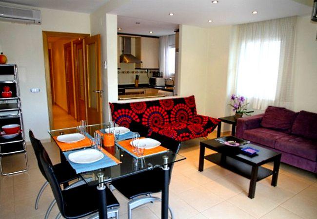 Apartment in Miami Playa - DUPLEX OCEANO Terraza, BBQ, Wifi gratis, piscina