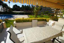 Apartment in Miami Playa - FLAM115 Bajo 1ª línea, piscina, Wifi gratis