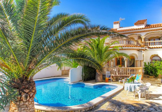 House in Miami Playa - MATEO adosado con piscina comun 100 metros del mar