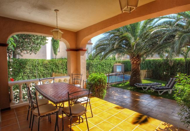 Villa in Miami Playa - NAPOLEON Villa piscina privada, BBQ, Wifi gratis