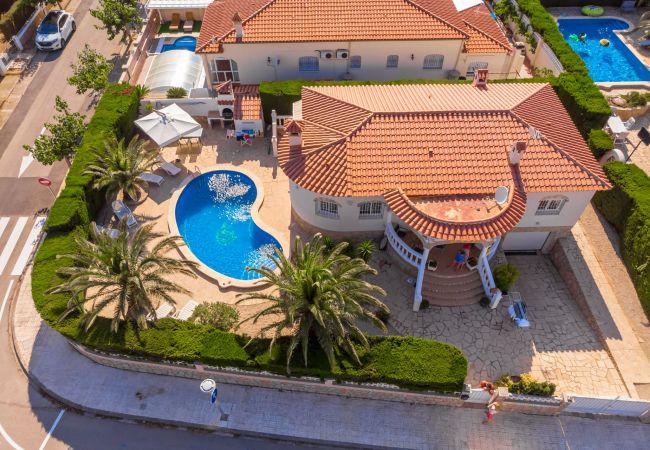 Villa in Miami Playa - ZAFIRO Villa piscina privada, jardín, Wifi gratis