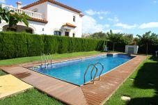 Townhouse in Miami Playa - MAGRA2 Adosado jardín privado, BBQ y piscina comun