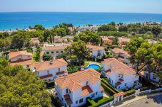 Townhouse in Miami Playa - RIOJA3 adosado con jardín, BBQ y piscina comun
