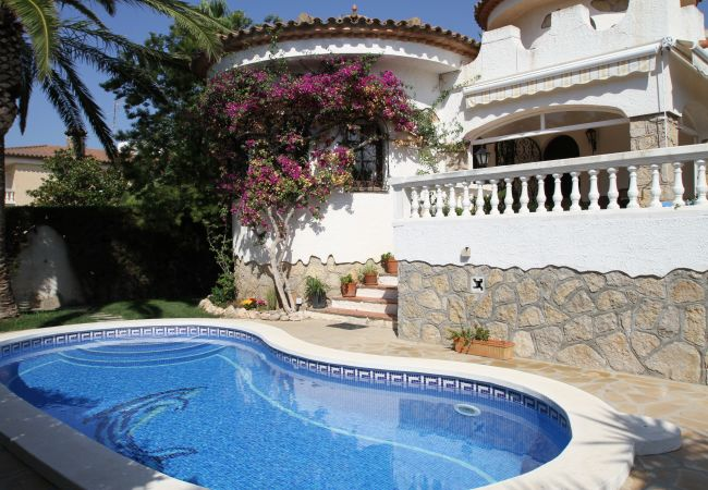 Villa in Miami Playa - CORAL Villa piscina privada, jardín, Wifi gratis
