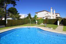Townhouse in Miami Playa - CALA BEACH2 Adosado jardín privado y piscina comun