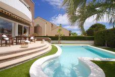 Villa in Hospitalet de L´Infant - FLAMINGO, Piscina privada, BBQ, Wifi gratis