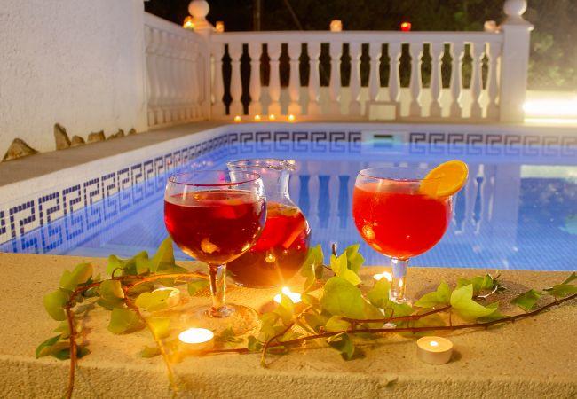 Villa in Miami Playa - ROCA Gran villa piscina privada y WiFi gratis