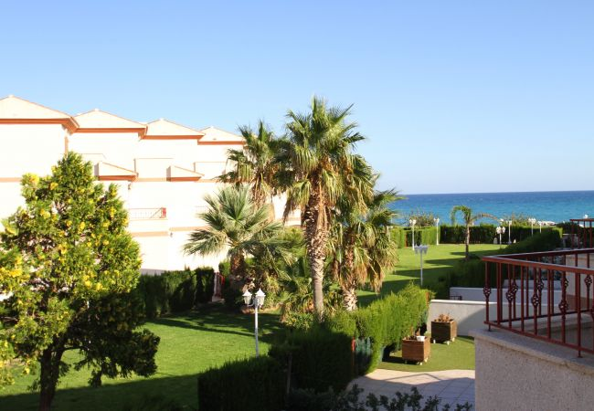 House in Hospitalet de L´Infant - ARENAL2 adosado 1ª línea del mar, piscina comun