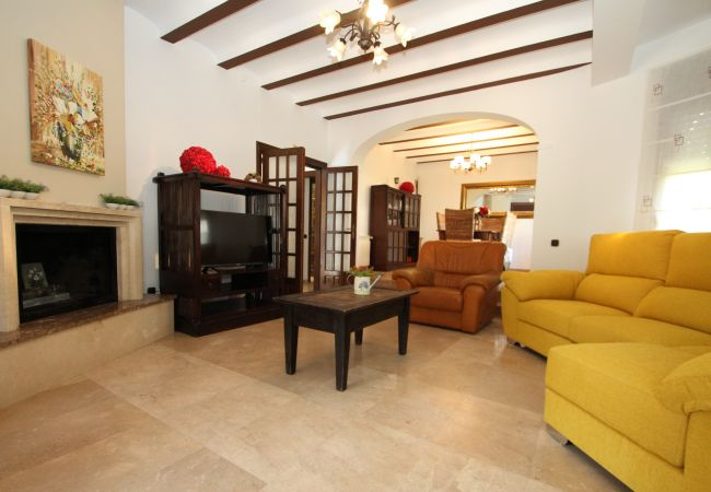 Villa à Miami Playa - MORENO Gran villa piscina privada y Wifi gratis