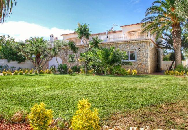 Villa à Miami Playa - ROSA CRISTAL Villa con piscina BBQ, Wifi gratis