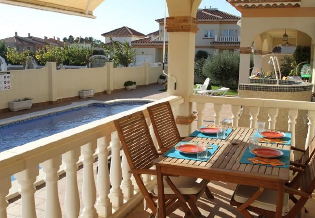 Maison à Miami Playa - FORTUNY3 adosado piscina comun, jardín y wifi