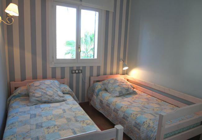 Maison à Miami Playa - MARTIN15 adosado junto a playa especial niños