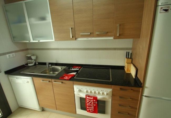 Appartement à Hospitalet de L´Infant - A03 OLIVERAS IVB apartamento, cerca de la playa