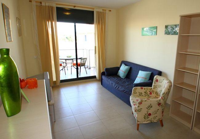 Appartement à Hospitalet de L´Infant - OLIVERAS IVC Apartamento, piscina, Wifi gratis