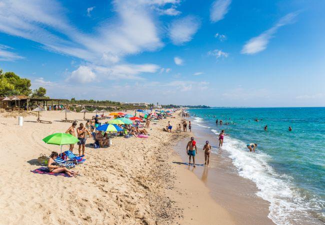 Appartement à Miami Playa - A08 FLAM414 primera linea del mar vistas al mar