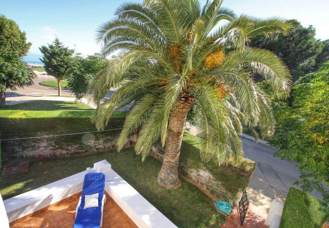 Maison à Miami Playa - PLAYA adosado frente al mar, jardín privado