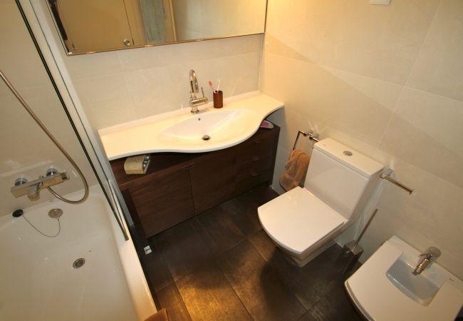 Appartement à Miami Playa - FLAM114 Planta baja 1ª linea, piscina, Wifi gratis