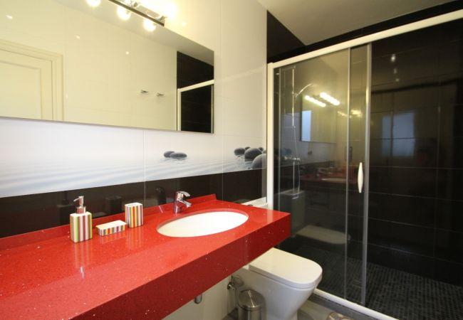 Villa à Miami Playa - NAPOLEON Villa piscina privada, BBQ, Wifi gratis