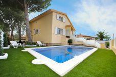Villa à Miami Playa - AMELIE Villa piscina privada, BBQ y Wifi gratis