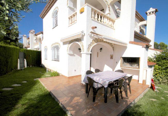 Maison à Miami Playa - MASIA2 adosado jardín privado, BBQ y piscina
