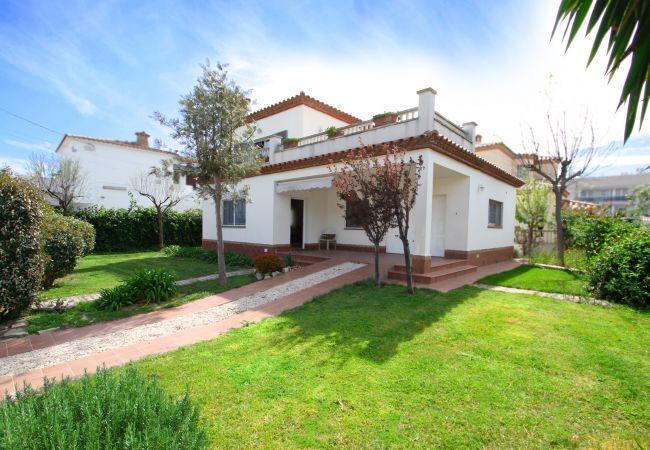 Villa à Mont-Roig del Camp - B48 RIVERA villa en la playa, jardin, barbacoa