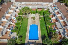 Maison mitoyenne à Miami Playa - CRISTAL4 adosado jardín privado, piscina