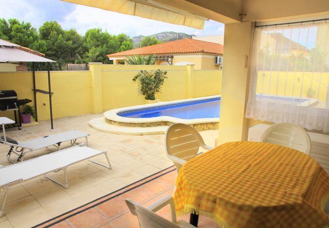 Villa à Miami Playa - B12 DUBI villa piscina privada y jardín