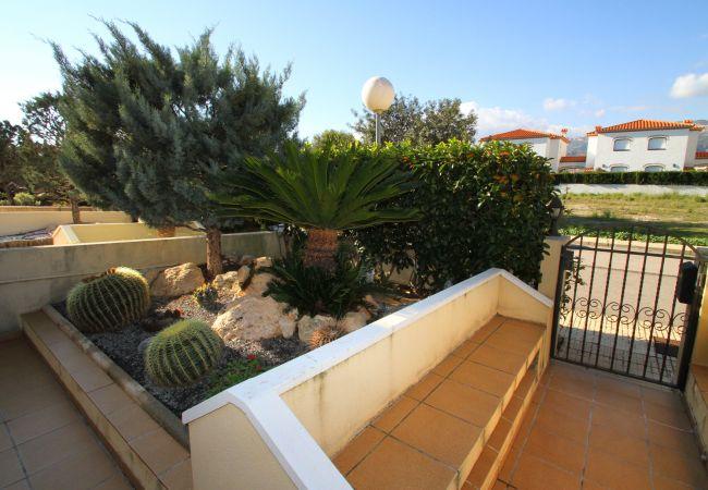 Maison mitoyenne à Miami Playa - PETRA adosado jardín privado y piscina comun