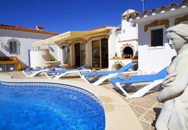 Villa à Miami Playa - NORA villa con piscina privada y jardín