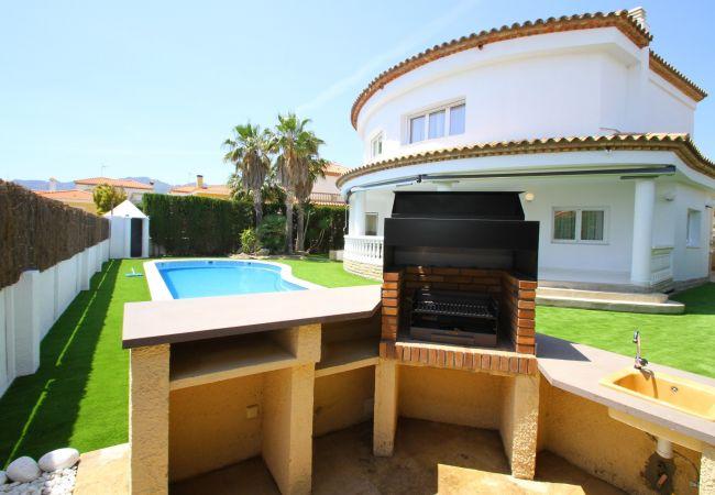 Villa à Miami Playa - ALAMO Gran villa piscina privada y WiFi gratis