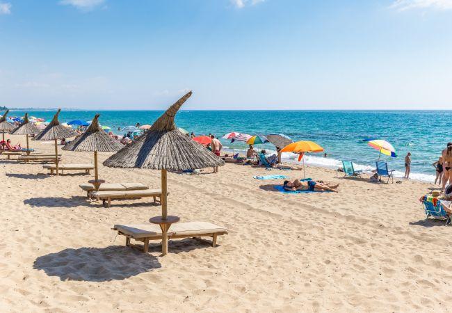 Villa à Miami Playa - CORAL Villa piscina privada, jardín, Wifi gratis