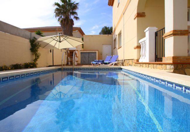 Villa à Miami Playa - B44 LISA con piscina privada y jardín