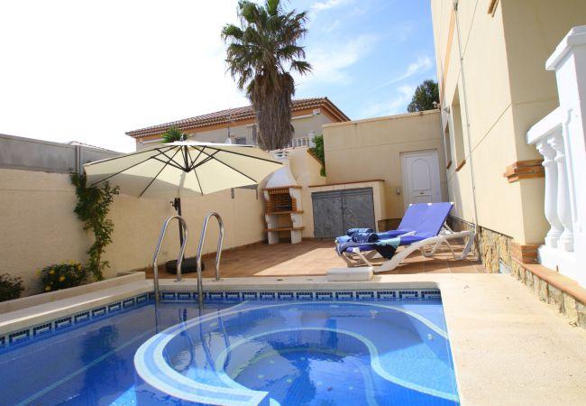 Villa à Miami Playa - LISA con piscina privada y jardín