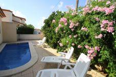 Villa à Miami Playa - BERLIN villa adosada piscina privada y jardín