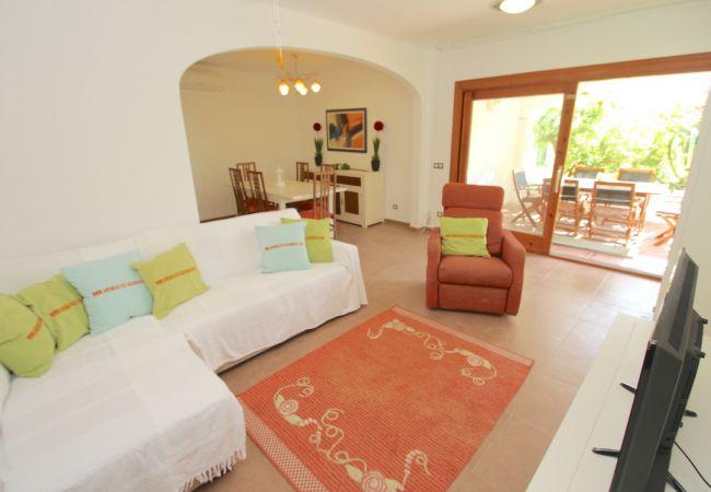 Maison mitoyenne à Miami Playa - MARTIN18 adosado junto a playa especial niños