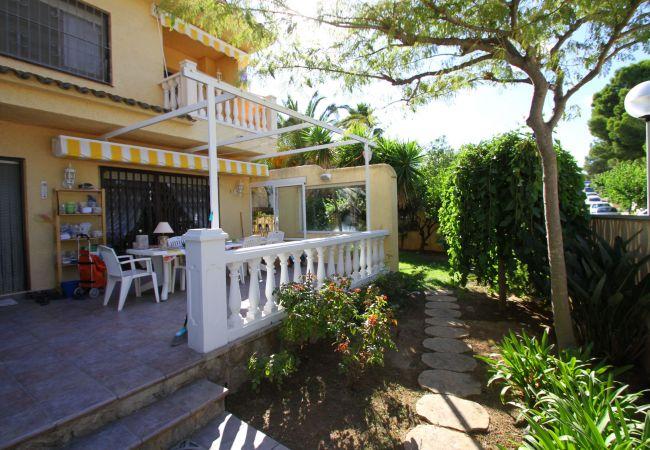 Maison à Miami Playa - PORTOFINO Casa 1ª línea, BBQ y Wifi