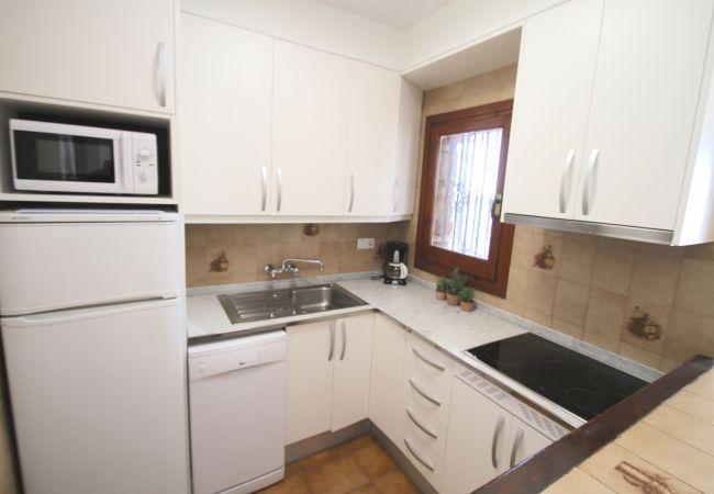 Appartement à Mont-roig Bahia - BAHIA Apartamento 1ª línea de playa con BBQ
