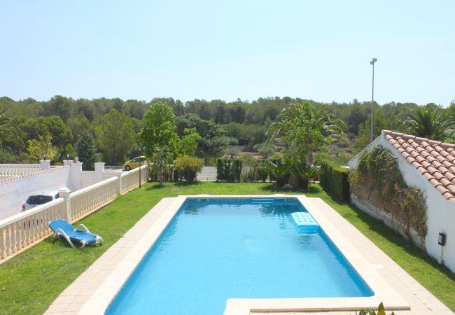 Villa à Hospitalet de L´Infant - MONTSE Villa de lujo, piscina privada, Wifi gratis