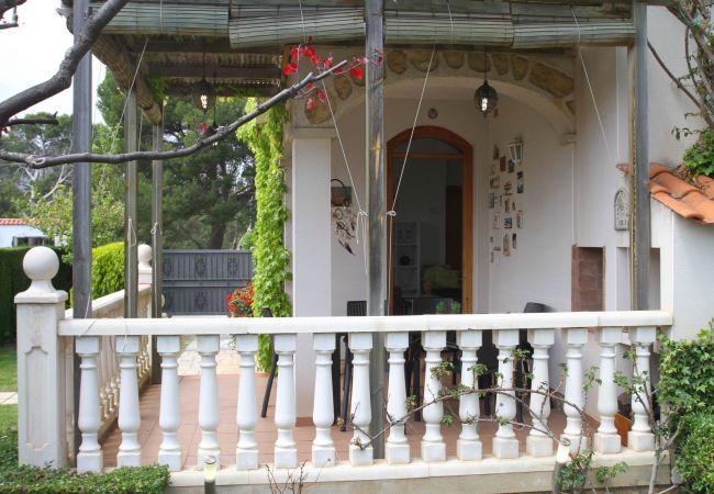 Maison mitoyenne à Miami Playa - CALA BEACH1 Adosado jardín privado y piscina comun