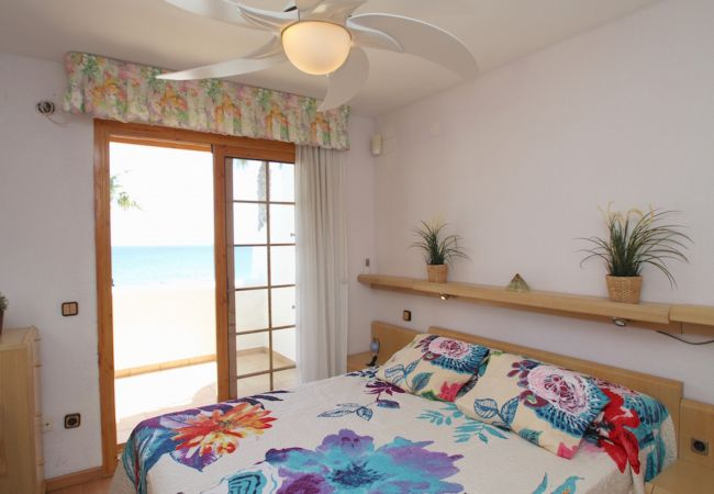 Maison mitoyenne à Miami Playa - CASABLANCA 1ª línea mar con BBQ y Wifi