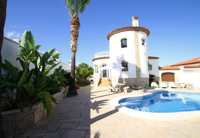 Villa à Miami Playa - ANDY Villa piscina privada y Barbacoa