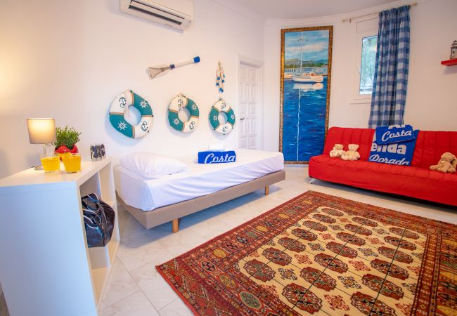 Villa à Miami Playa - ROCA Gran villa piscina privada y WiFi gratis