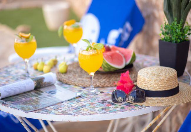 Villa à Miami Playa - SONYA Villa piscina privada y Barbacoa