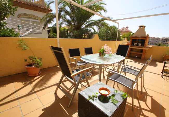 Villa à Miami Playa - TINA villa adosada con piscina privada