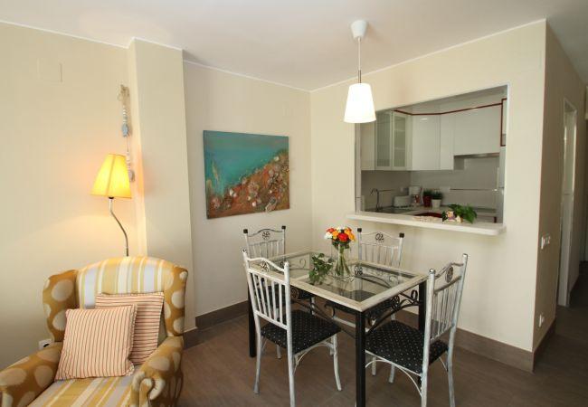 Appartement à Miami Playa - FLAM311 Apartamento 1ª línea, piscina, Wifi gratis