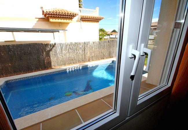 Villa in Miami Playa - B15 ISIDRO villa adosada piscina privada y jardín