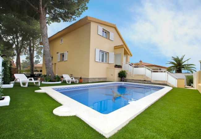 Villa in Miami Playa - B06 AMELIE villa piscina privada, jardín, barbacoa